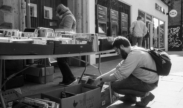 Rummaging for Records