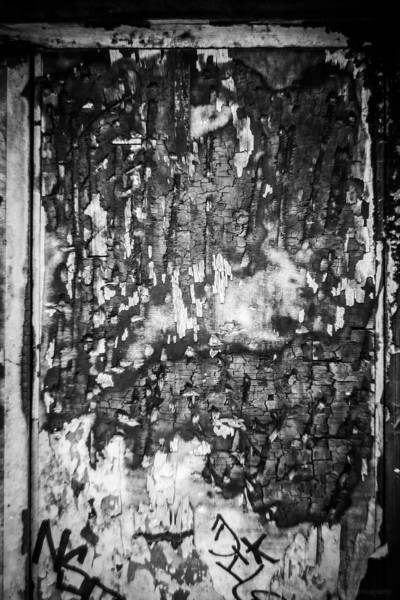 Burned Door