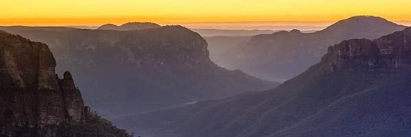 Gross Valley Dawn