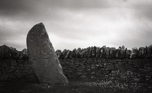 Aberlmeno Pictish Stone