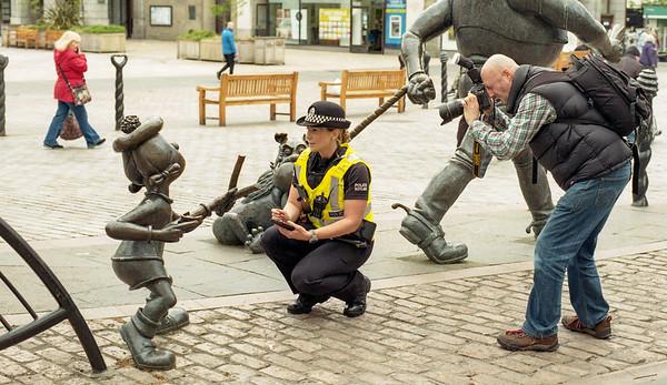 Arresting Minie