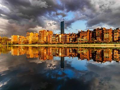 Esplanade Reflections