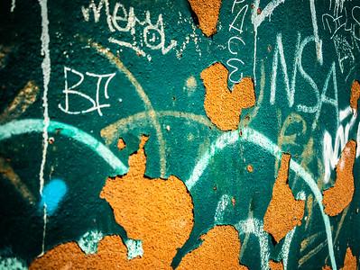 Graffiti & Flakes