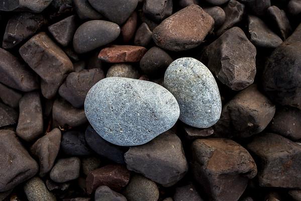 Rocks of the North Shore, MInnesota