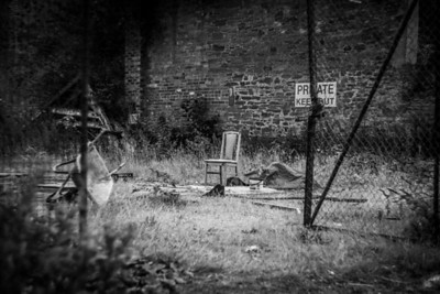THe Loneliest Chair