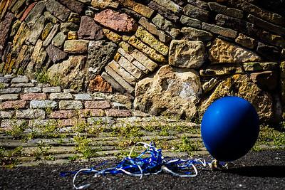 Escaping Balloon
