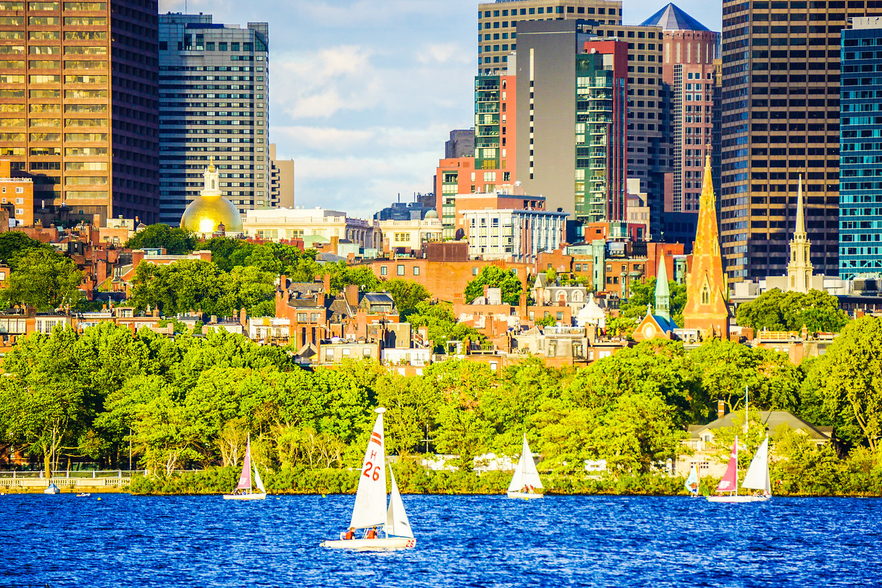 Beacon Hill and Downtown Boston 2