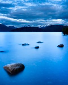 Patagonia Blue