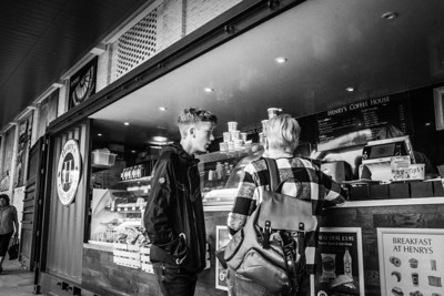 Queuing for Coffee