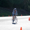 Hayden's 1st time trial