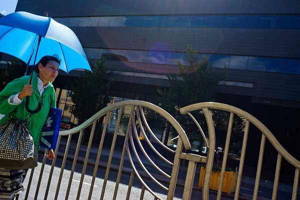 Blue Brolly