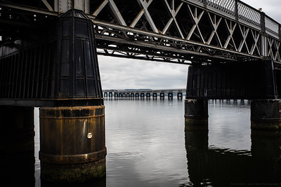 Bridge through the Bridge