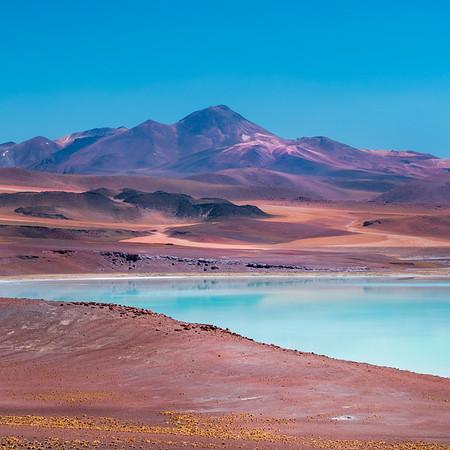 Mirador Laguna Tuyajto
