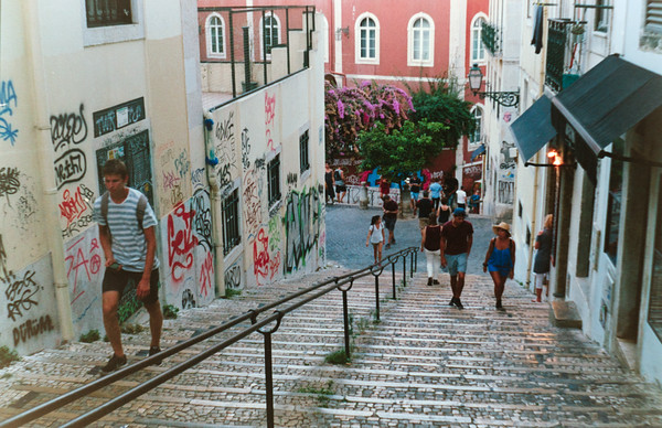 Steps & Graffiti