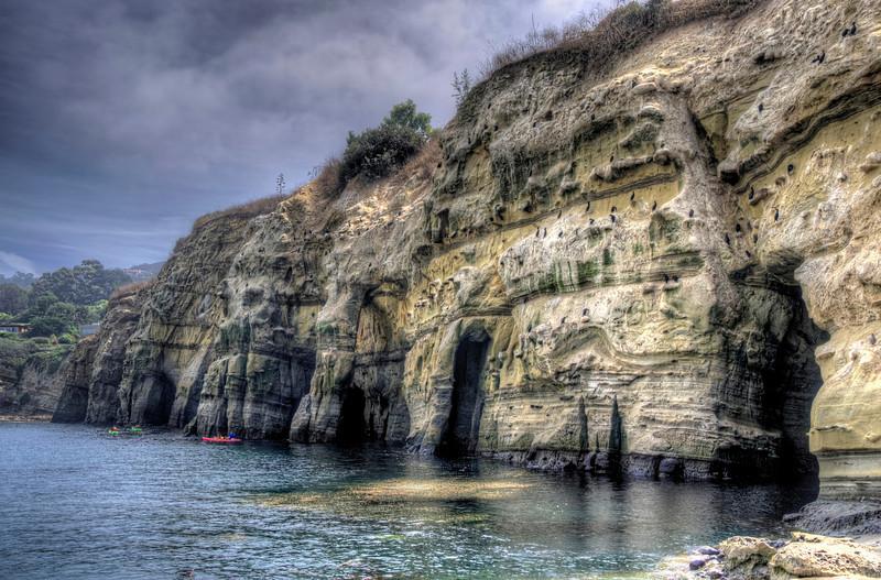 The Caves at La Jolla