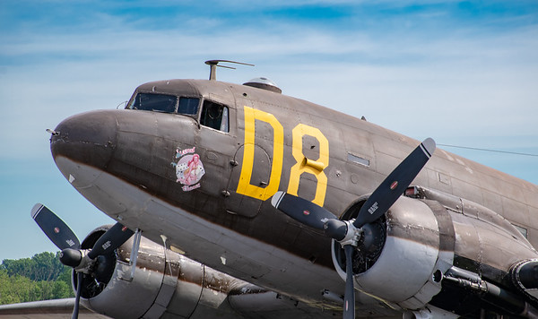 World War II Weekend at the Mid-Atlantic Air Museum