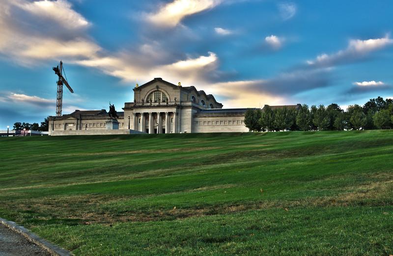 St. Louis Art Museum on Art Hill