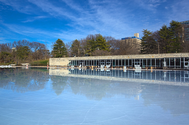 Steinberg Ice Rink in Forest Park St. Louis, Mo