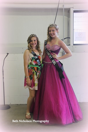 Miss Country Girl and Jr Country Girl 2013