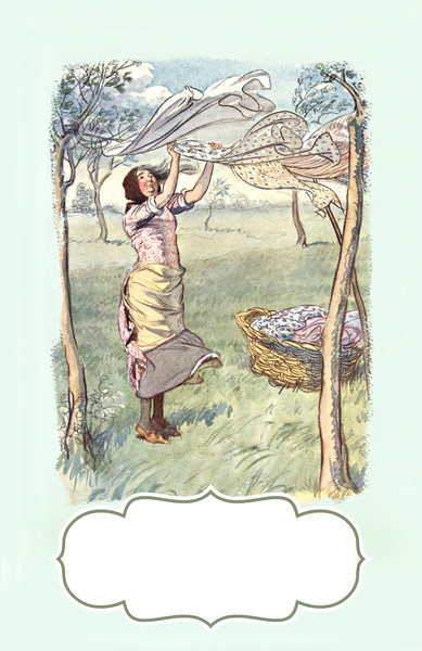 Original Illustration -- Hugh Thomson