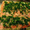 Salmon Gravlax--a great success that we made for the first time in December 2010.