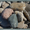 Some of the beautiful rocks at Big Bay, Ontario.