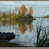 The Baie de Vaudreuil in October.