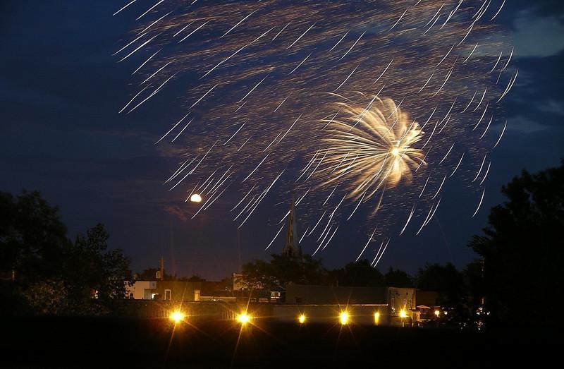 Moonshine Fireworks