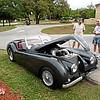Tom Gaynor 1952 Jaguar 120