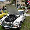 Ruby Colby 1968 MGC GT