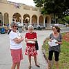 Celia Martin, Doris Deswert, Debi Bradley
