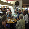 ABCC members enjoying the conversation, July 23, 2011