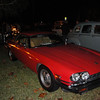 Jerry Peck 1983 Jaguar XJS, Ormond Gaslight Parade, 11-26-10