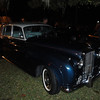 Charles Lichtigman 1961 Bentley, Ormond Gaslight Parade, 11-26-10