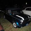 Ken Izzi 1973 Mini Cooper Cabriolet, Ormond Gaslight Parade, 11-26-10