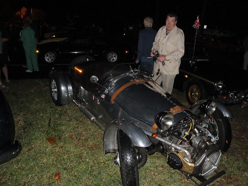 Bob Kilpatrick Pembleton Brooklands, Ormond Gaslight Parade, 11-26-10