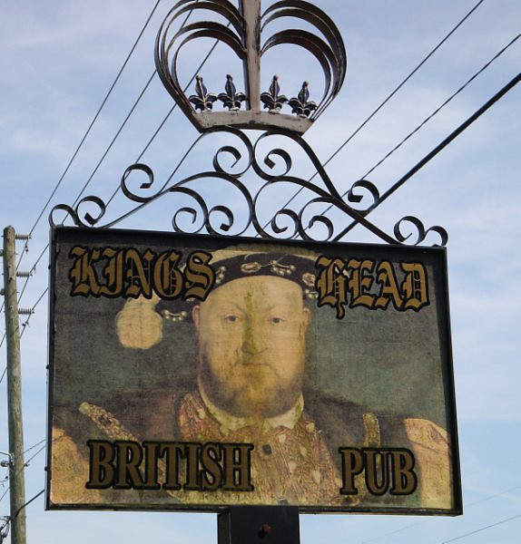 Drive to King's Head Pub - St Augustine<br /> May 15 2010