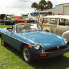 Timeless Wheels & Wings Show, New Smyrna Beach - October 2010 <br /> Hart MGB