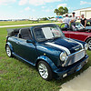 Timeless Wheels & Wings Show, New Smyrna Beach - October 2010 <br /> Izzi Mini Cooper 4