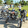 Timeless Wheels & Wings Show, New Smyrna Beach - October 2010 <br /> bikes 2