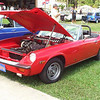 Timeless Wheels & Wings Show, New Smyrna Beach - October 2010 <br /> Jensen Healey