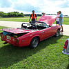 Timeless Wheels & Wings Show, New Smyrna Beach - October 2010 <br /> Jensen Healey 4