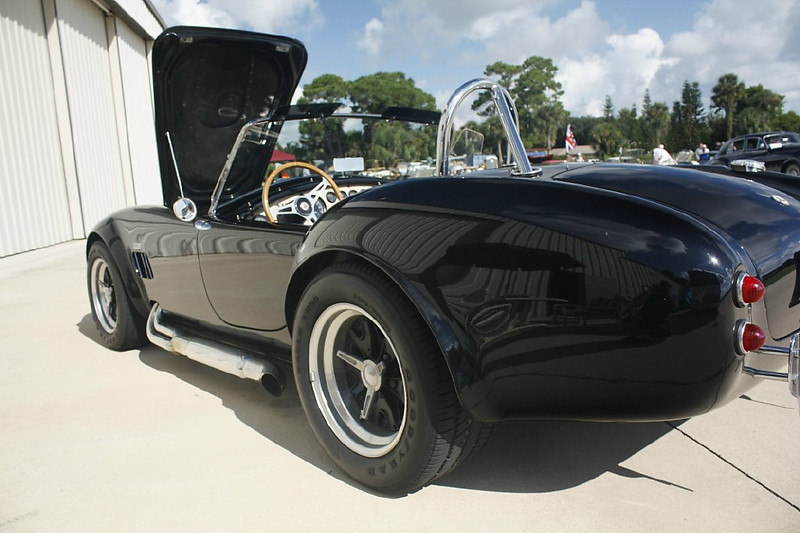 Timeless Wheels & Wings Show, New Smyrna Beach - October 2010 <br /> Kit car 6
