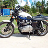 Timeless Wheels & Wings Show, New Smyrna Beach - October 2010 <br /> bikes 8
