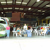 Timeless Wheels & Wings Show, New Smyrna Beach - October 2010 <br /> Hanger, people