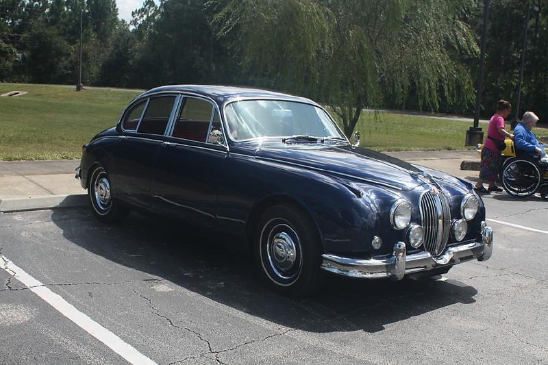 Thomas 1965 Jaguar