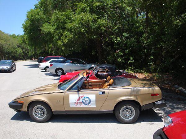 bob storke tr8 <br /> Washington Oaks Picnic <br /> May 22 2010