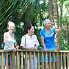 nature trail, connie hart, ruby colby, ursula suddard <br /> Washington Oaks Picnic <br /> May 22 2010