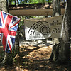 picnic, abcc banner and union jack <br /> Washington Oaks Picnic <br /> May 22 2010