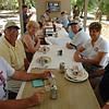 picnic, group shot after eating <br /> Washington Oaks Picnic <br /> May 22 2010